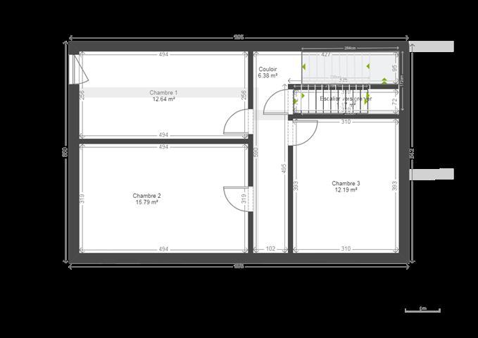 Maison - Binche Leval-Trahegnies - #3697901-2