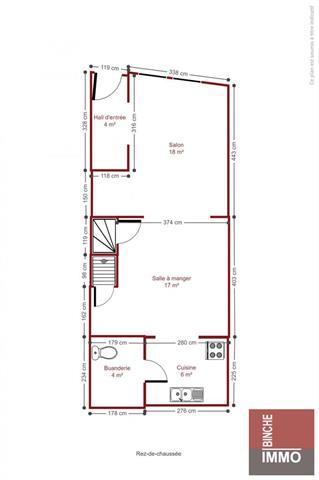 Maison - Binche - #3949814-4
