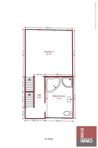 Maison - Binche - #3949814-8